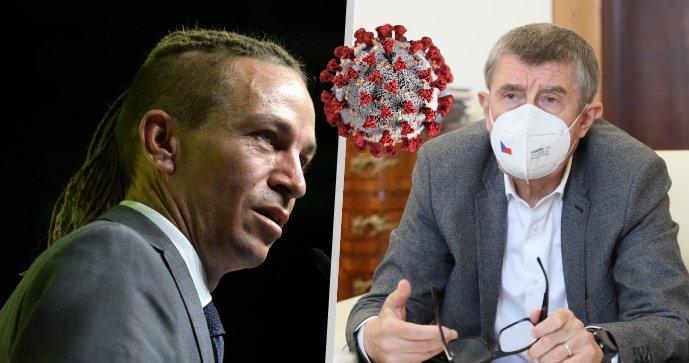 Koronavirus ONLINE: Nejvíc nakažených za víkend od května. Bartoš tepe vládu a zmínil chaos