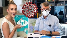 Koronavirus ONLINE: Babiš pro Blesk: Naočkovat se nechá i dcera Vivien. A výzva pro lidi 65+