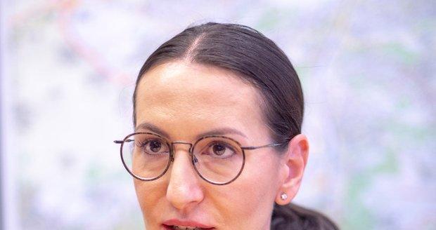 Alexandra Udženija (ODS) je místostarostkou Prahy 2 a zastupitelkou hl. m. Prahy.