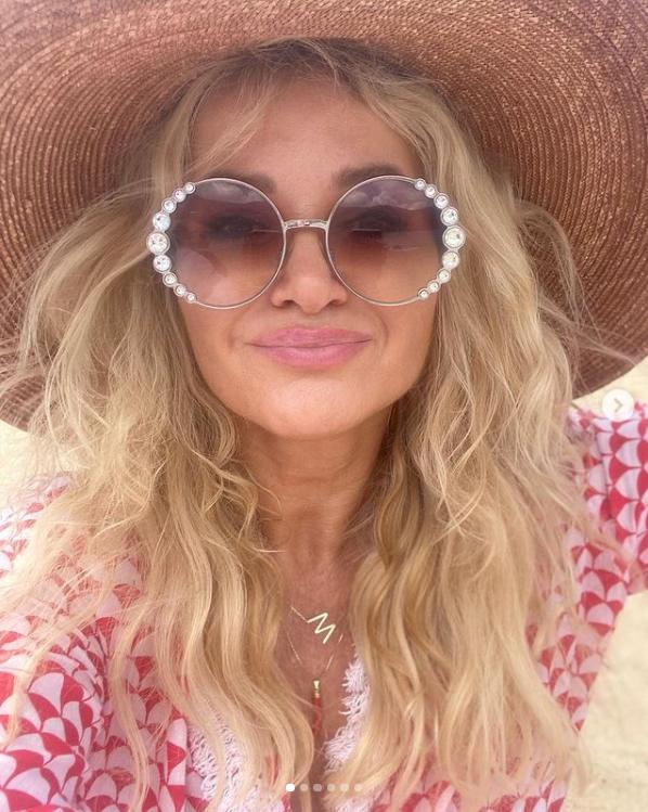 Monika Babišová zveřejnila na svém instagramovém účtu letní fotografie i s dětmi. Synem Frederikem a dcerou Vivien