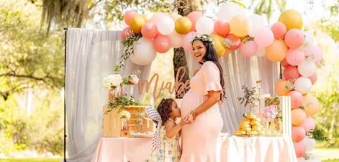 Baby shower: připravte dokonalou party pro budoucí maminku
