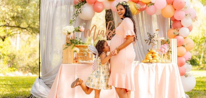 Baby shower: pripravte dokonalú party pre budúcu mamičku