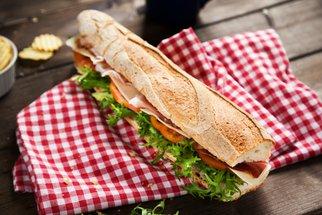 Obložené bagety a bagely: Skvělé občerstvení do ruky, které zasytí!