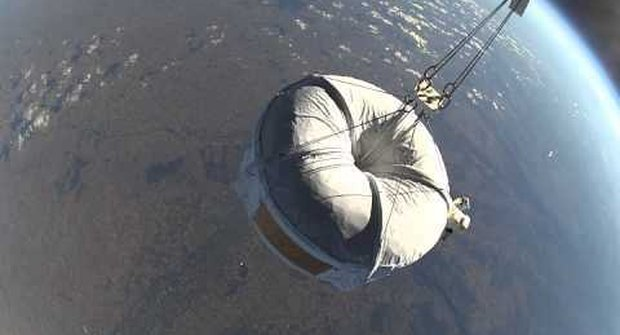 Balónem do vesmíru