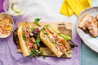 Bánh mì: Recept na křupavou vietnamsko-francouzskou fúzi