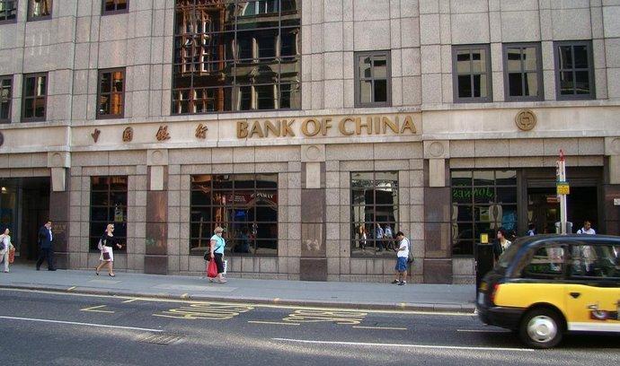 Bank Of China,