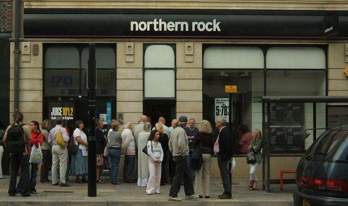 Banka Northern Rock