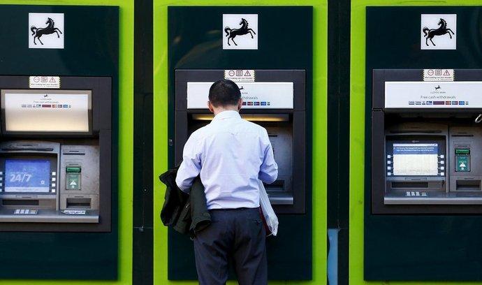 Bankomaty Lloyds Bank