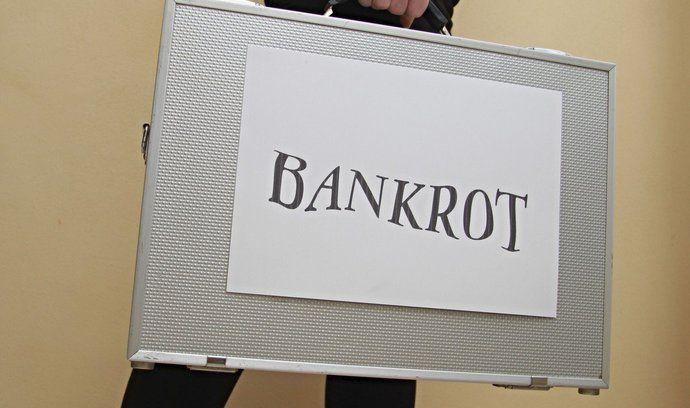 Bankrot (ilustrační foto)