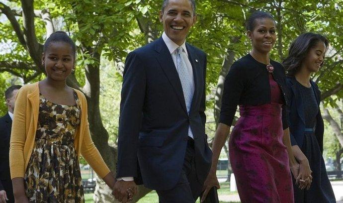 Barack Obama, Michelle Obamová