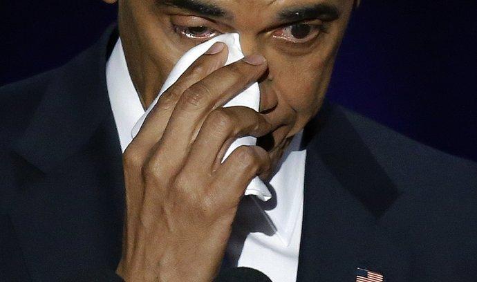 Prezidentovy slzy.