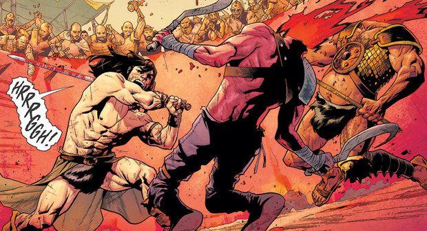 Barbar Conan: Díky Marvelu se vrací muž s mečem