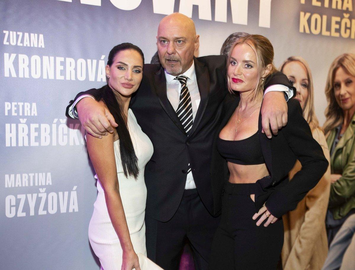 Andrea Pomeje a Alice Janečková