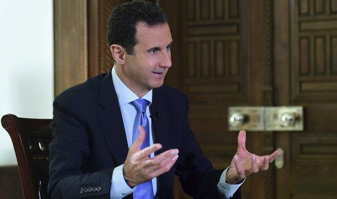 Bašár Asad