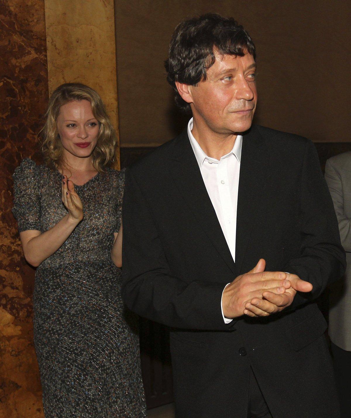 Pavel Kříž září jako Štěpán Šafránek po boku Lindy Rybové.