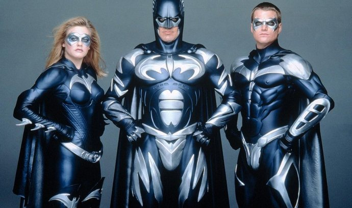 Batman, ilustrační foto