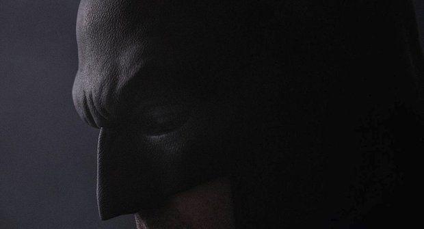 Temný rytíř Batman je smutný, i když má novou fotku