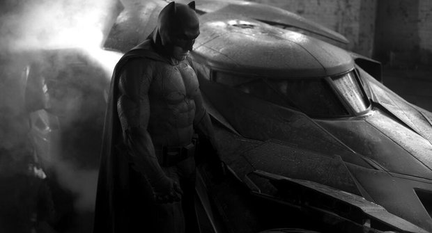 Batman má nové auto i novou podobu! Těšte se na nový film