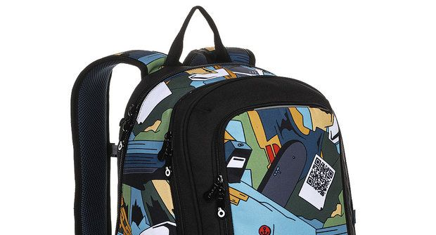 Výherci soutěže o voucher na 1500 Kč na nákup batohu Topgal