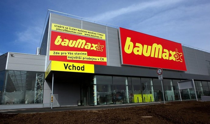 Baumax (Profimedia.cz)