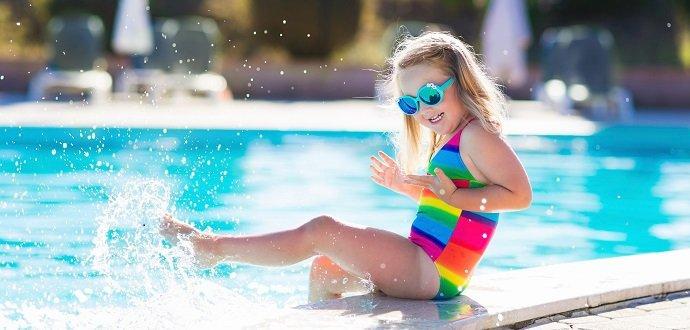 9 pravidel, díky kterým zabráníte nebezpečným úrazům dětí v bazénu