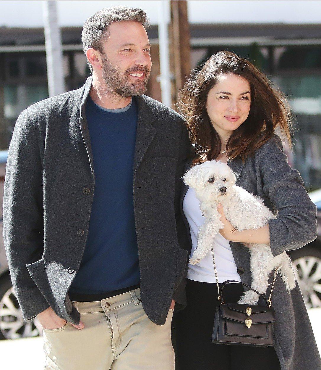 Ben Affleck a Ana de Armas tvořili pěkný pár
