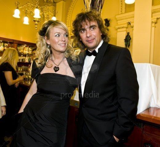 Sladěný herecký pár: Lucie Benešová s Tomášem Matonohou