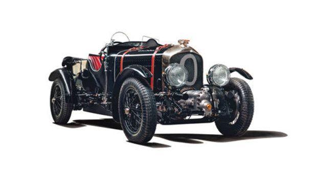 Fénix jménem Bentley: Legendární auto s výkonem
