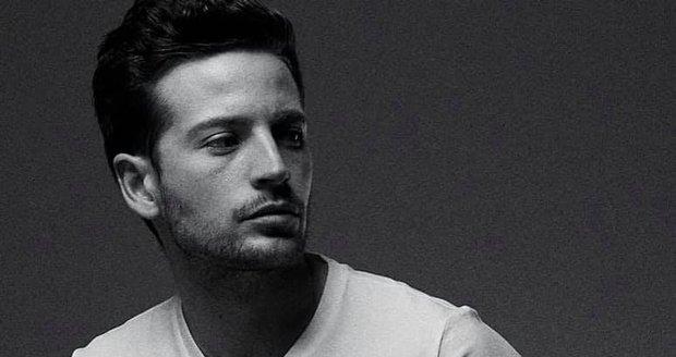 Muž roku 2013, model Antonín Beránek