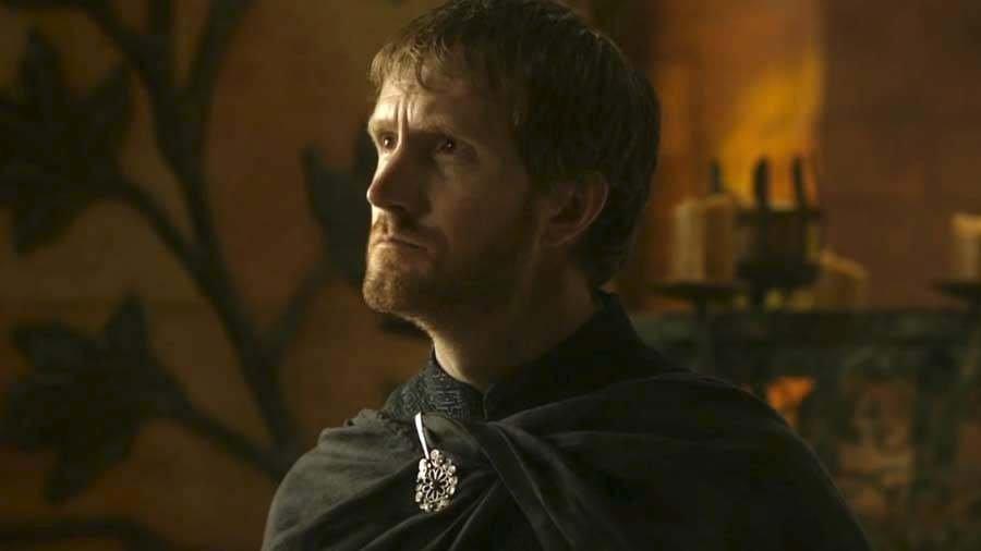 David Michael Scott hrál Berica jen v jedné epizodě první série, kdy bratrstvo ještě neexistovalo…