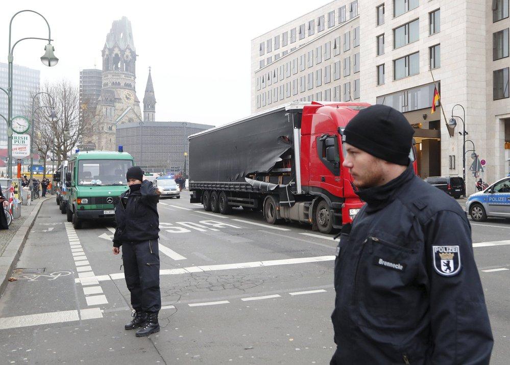 Teroristický útok v Berlíně
