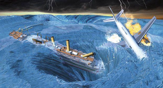 Tajemství Bermudského trojúhelníku: Záhadná zmizení lodí i letadel