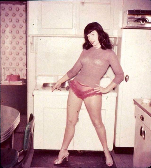 Královna pin-upu Bettie Page