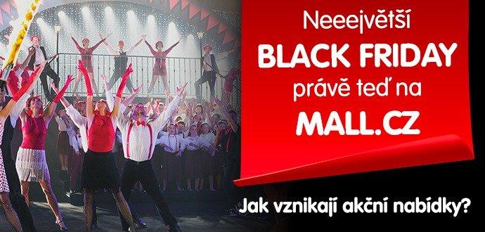 Neeejvětší Black Friday na Mall.cz: Jak vznikají akční nabídky?