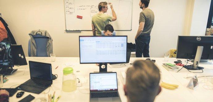 Sme mozog firmy, hovorí o sebe tím Business Inteligence