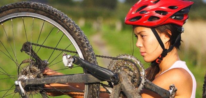 Poraďte si s blatom! Ako vyčistiť špinavý bicykel po výlete