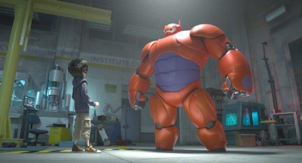 Big Hero 6: Superhrdinský film od Disneyho a Marvelu
