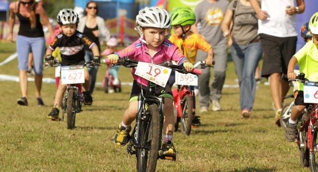 Bikeclinic Cup: Startuje cyklistický závod od 1 roku do 16 let
