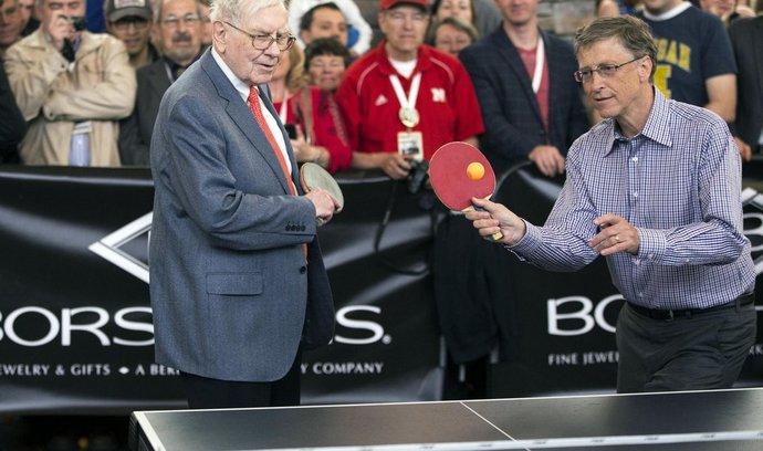 Bill Gates, Warren Buffett