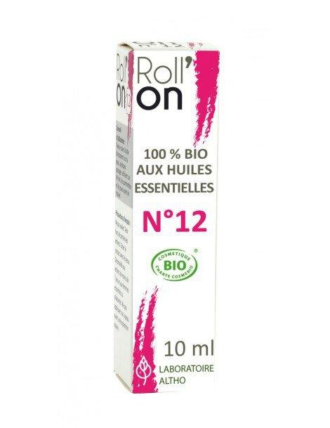 Zkrášlující roll-on N°12, bio-bachovky.cz, 309 Kč/10 ml