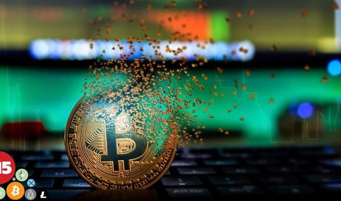 Bitcoin je velmi volatilní, a proto se po velkém růstu ceny, která jen za loňský rok vyskočila zhruba o tři sta procent, dá pochopit na první pohled děsivá třicetiprocentní korekce.