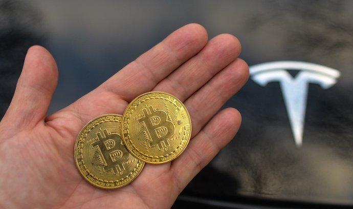 Elon Musk se svou Teslou patří mezi nejvýraznější podporovatele bitcoinu.