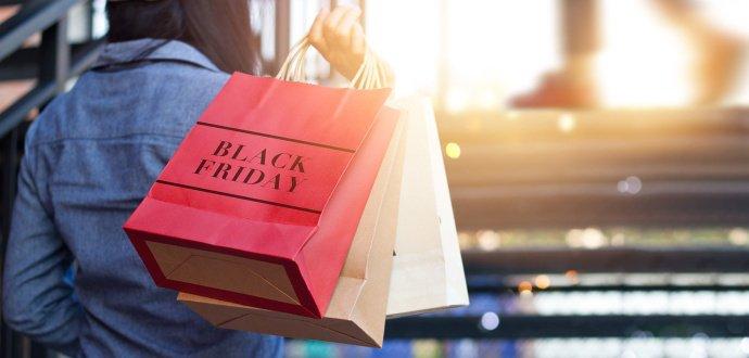 Co Češi nejvíc nakupují na Black Friday? Tyhle top věci jdou letos na dračku