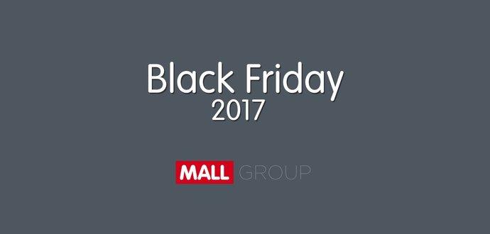 Během Black Friday odbavilo distribuční centrum Mall.cz přes 550 tisíc kusů zboží