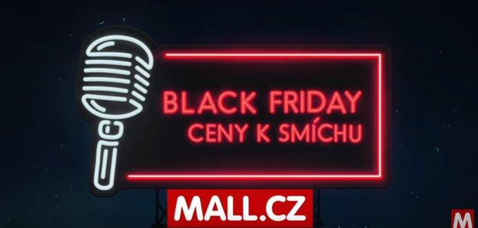 MALL.cz představuje: To nejlepší z Black Friday!