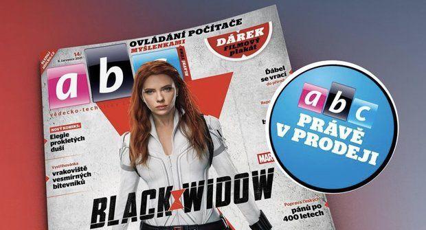 Black Widow a ovládání počítače myšlenkami v novém ábíčku