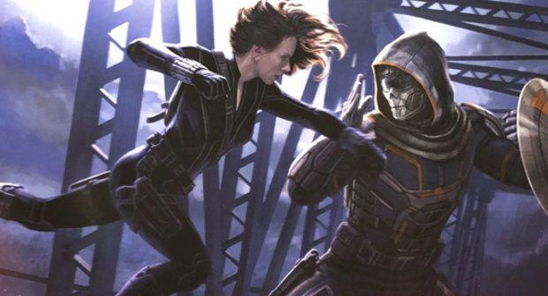 Black Widow: Marvel odhaluje Taskmastera