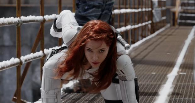 Black Widow je 24. filmem z Marvel Cinematic Universe.