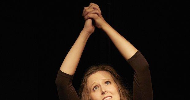 Vnučka Blanky Bohdanové má za sebou divadelní premiéru.