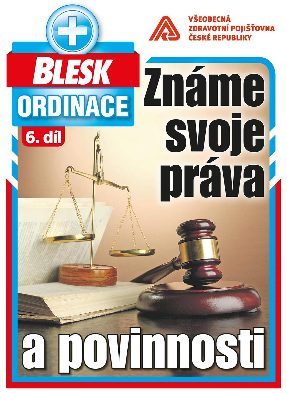 Attention, already on Monday for free in the daily Blesk průvodce We know our rights